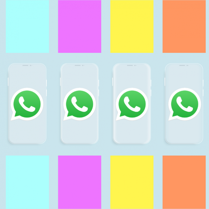 podras abrir tu cuenta de whatsapp hasta en 4 dispositivos a la vez