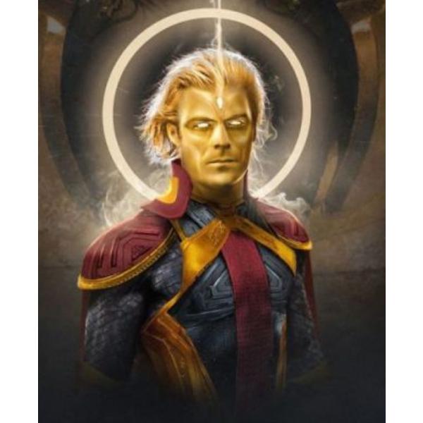 Zac Efron Marvel DC superhéroes Adam Warlock