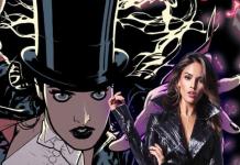 Eiza González se uniría a DC. Así luciría como Zatanna