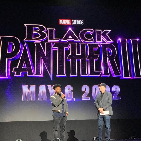Black Panther 2 Chadwick Boseman