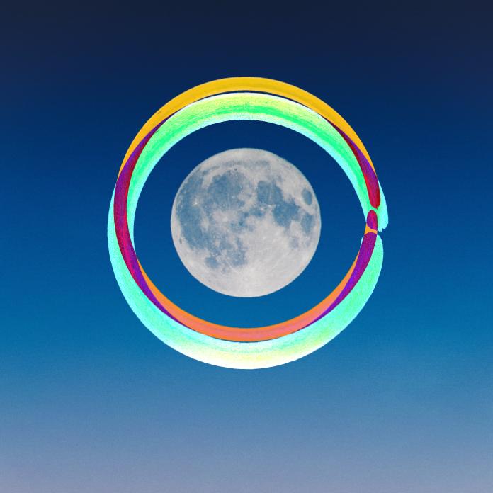 Fases de la luna agosto Luna Nueva