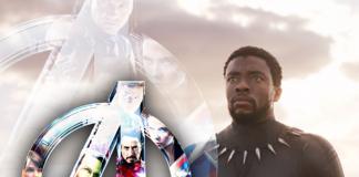 despedida de Los Avengers a Chadwick Boseman