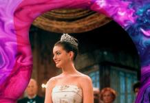 El diario de la princesa cumple 19 anos de estreno