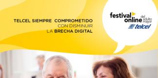 Festival Online del Adulto Mayor Telcel 2020
