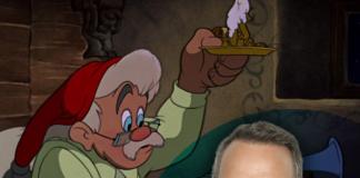 Tom Hanks sera Geppetto