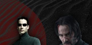 Quién ganaría en una pelea entre John Wick y Neo Keanu Reeves