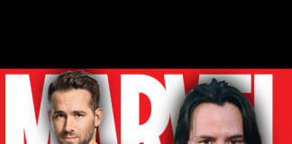 Keanu Reeves Ryan Reynolds Marvel