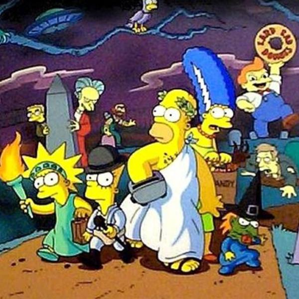 Los Simpson Llegan A México Con Un Evento De La Casita Del Terror