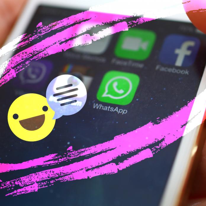 cómo buscar mensajes de WhatsApp reenviados
