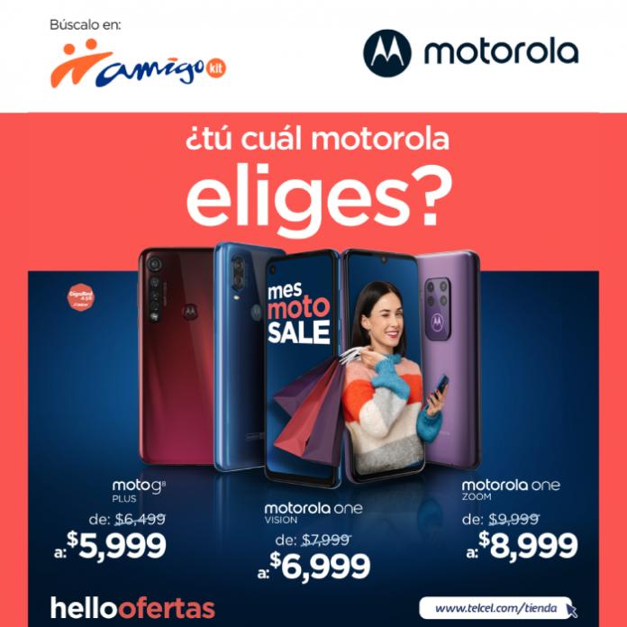 Motorola Amigo Kit promociones