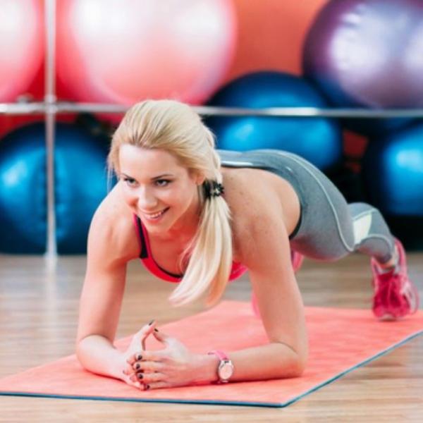 Push up ruso ejercicio entrenamiento