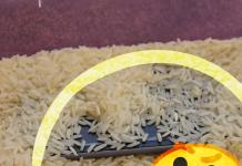 qué hacer si un celular se cae al agua