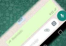 ocultar reenviado de whatsapp