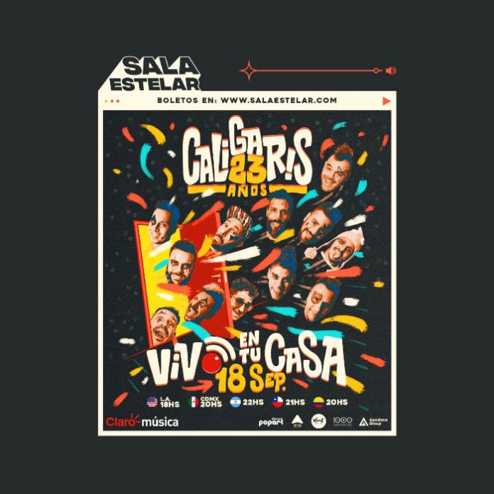 Concierto Caligaris Sala Estelar