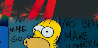 La casita del terror Los Simpson Ciudad de México