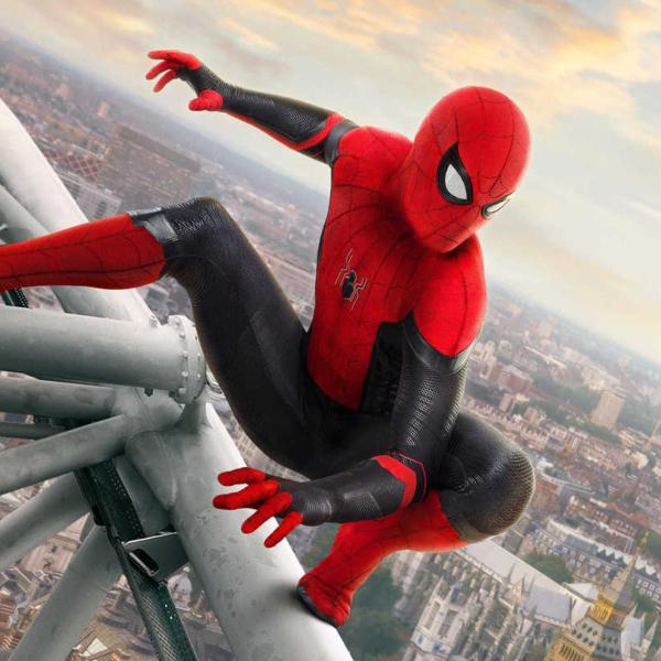 Spider-Man cumpleaños películas