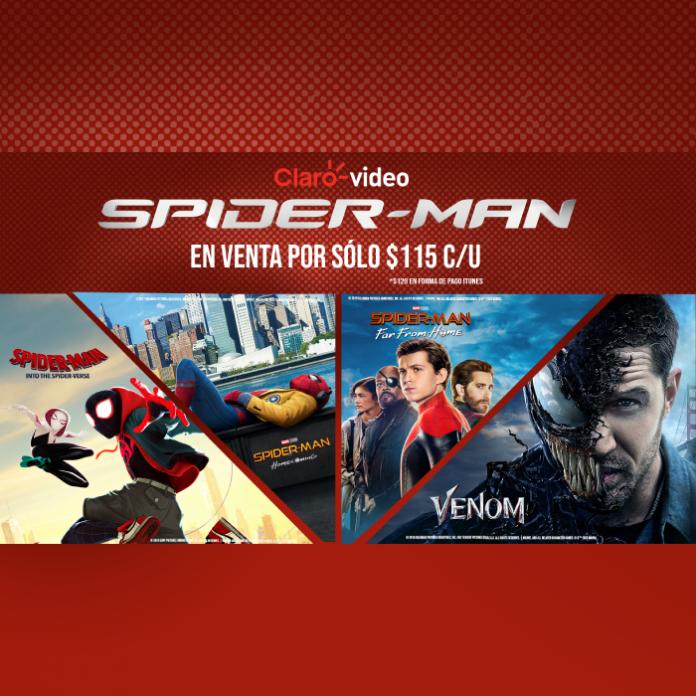 Spider-Man cumpleaños, películas