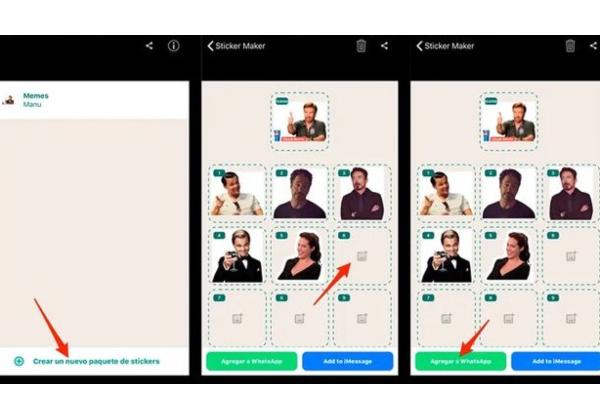 Cómo pasar los stickers de Telegram a WhatsApp