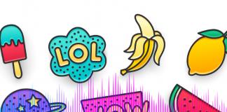 stickers con sonido de whatsapp