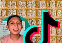 Santos Tuz maestro lengua maya TikTok