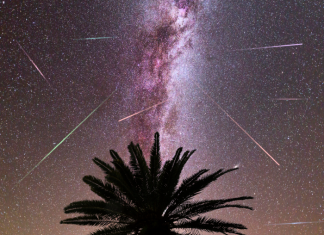 como ver la lluvia de estrellas