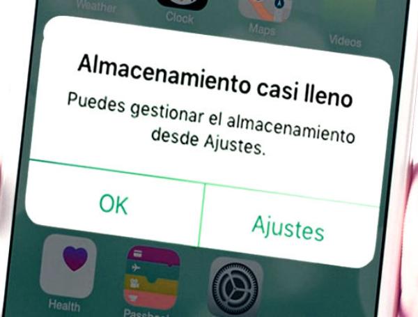 WhatsApp nuevo gestor de almacenamiento
