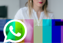 WhatsApp Web cambiar color de fondo