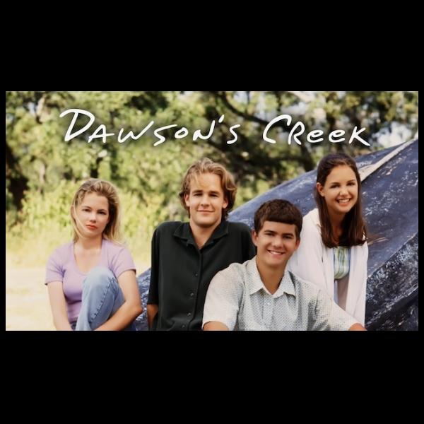 Dawson's Creek en claro video