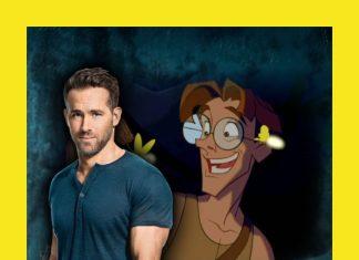 Ryan Reynolds protagonizara el live-action de Atlantis