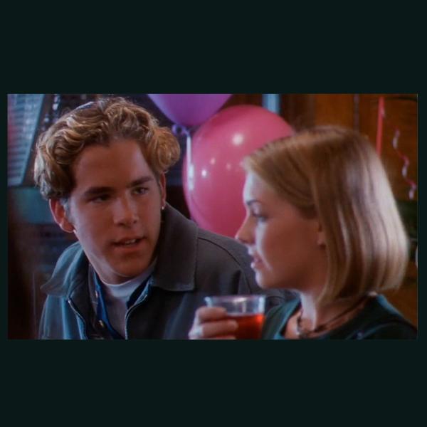 Ryan Reynolds en Sabrina La Bruja Adolescente