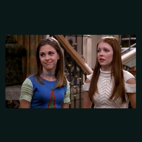 Melissa y Emily Hart en Sabrina, la Bruja Adolescente
