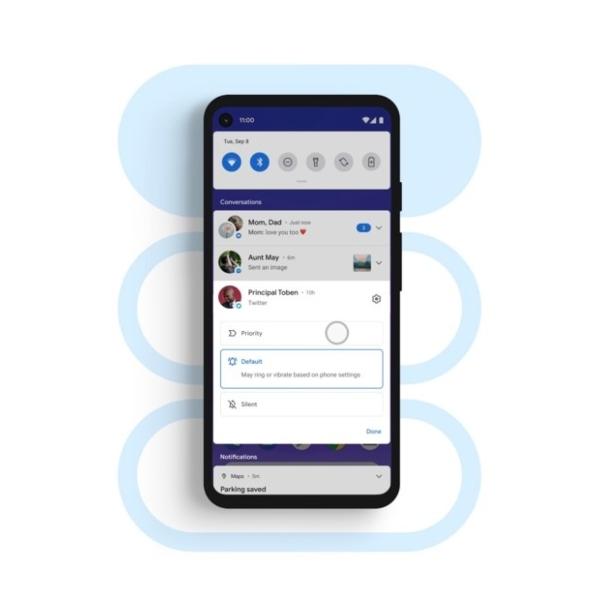 Android 11 novedades dispositivos compatibles