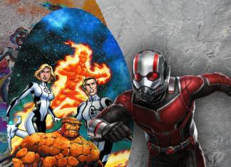 Ant-Man 3 Los 4 fantásticos