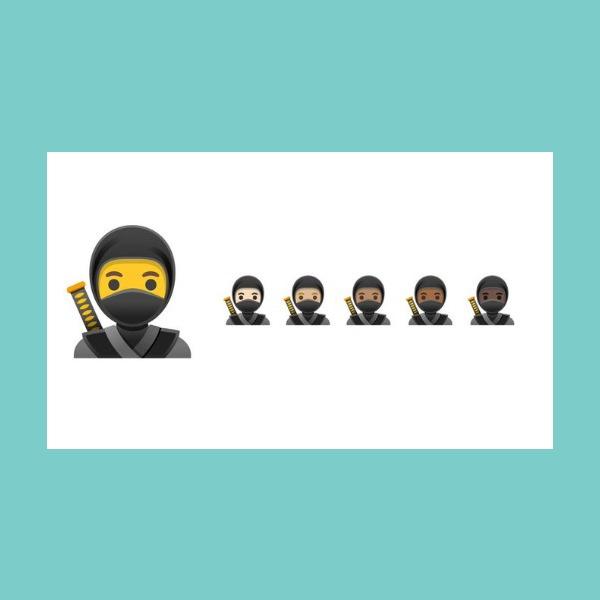 los emojis que llegarán con Android 11