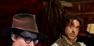 Johnny Depp protagonizara Sherlock Holmes 3 con Robert Downey Jr