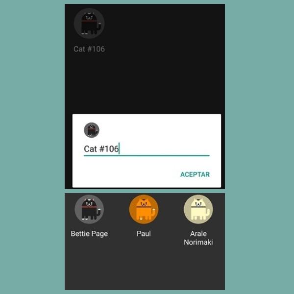 Como desbloquear el juego oculto de los gatos en Android 11