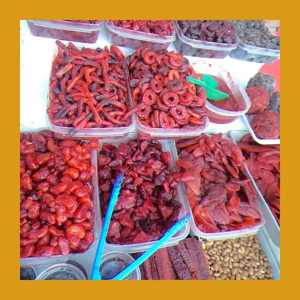 dulces picosos mexicanos