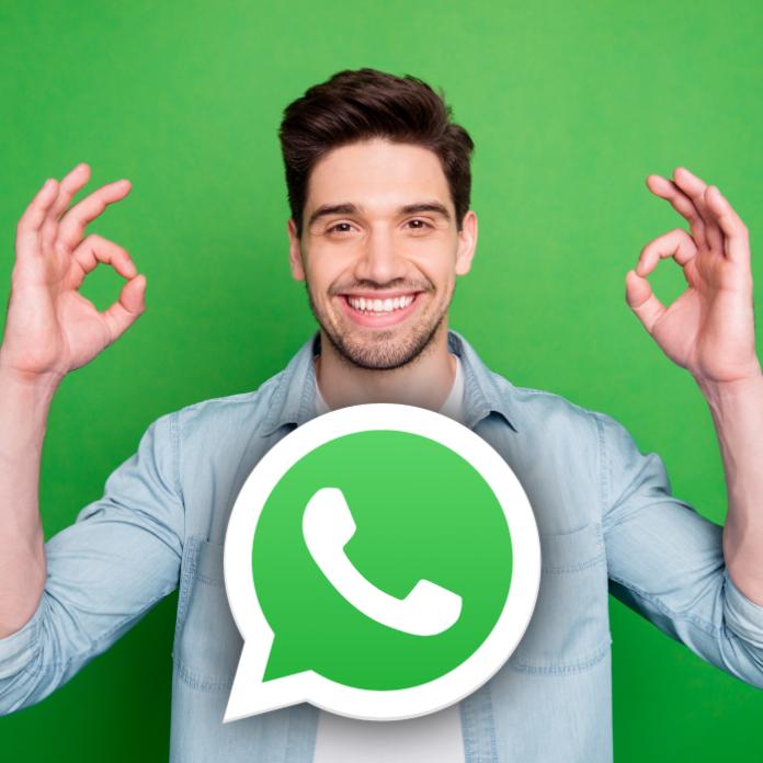 WhatsApp llamadas por accidente botón