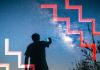 Fenómenos astronómicos octubre Luna Azul