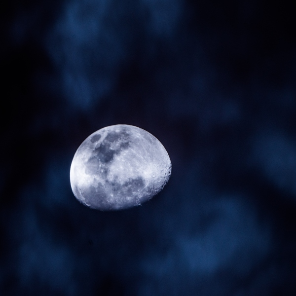 luna azul de halloween octubre 2020