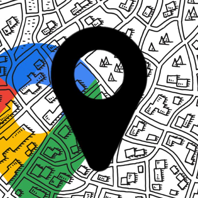 nuevo modo oscuro en google maps