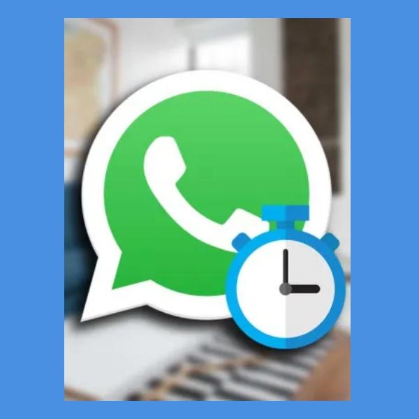 WhatsApp asi podras enviar imágenes y videos que se autodestruyen