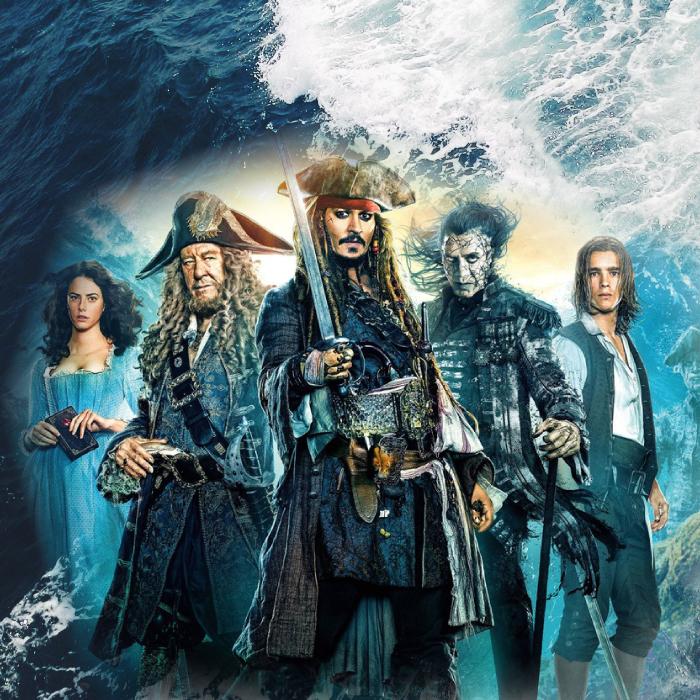 Johnny Depp volveria a 'Piratas del Caribe'