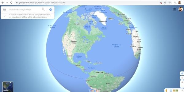 Secretos trucos Google vision espacial