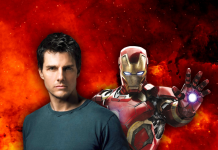 Tom Cruise como Iron Man en la secuela de Doctor Strange