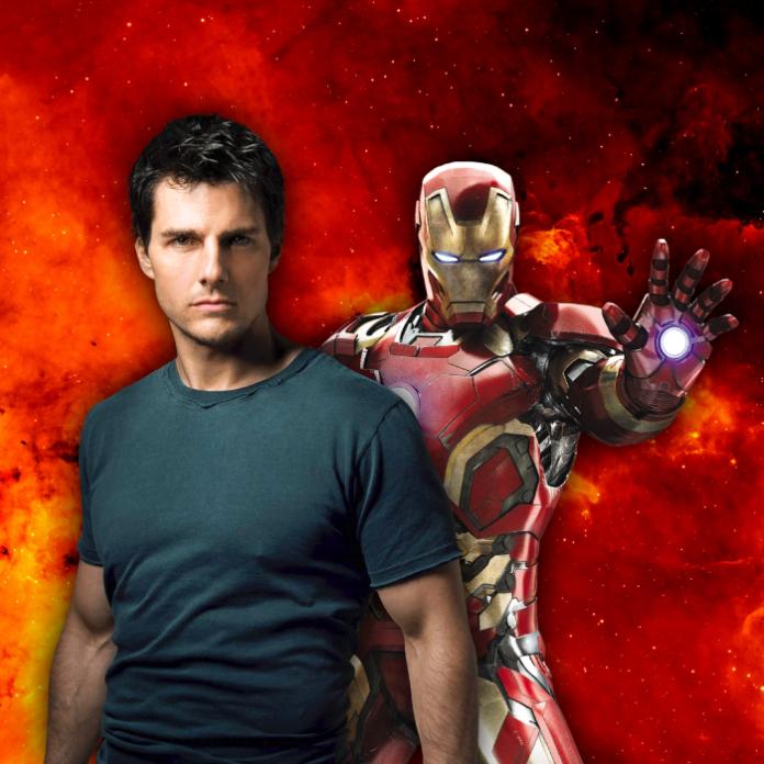 Tom Cruise como Iron Man en la secuela de Doctor Strange