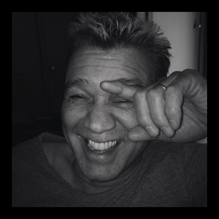 La foto publicada por Wolfgang Van Halen en honor a su padre.