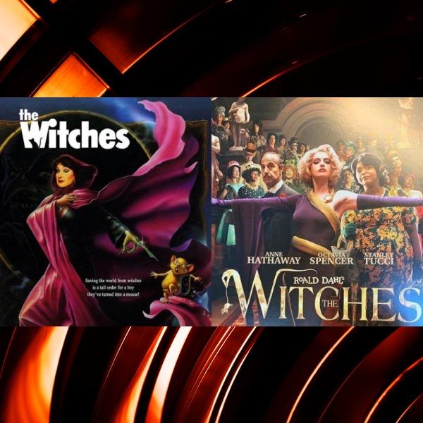 nuevo trailer de las brujas the witches con anne hathaway