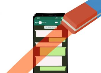 como eliminar mensajes de whatsapp despues de horas o dias