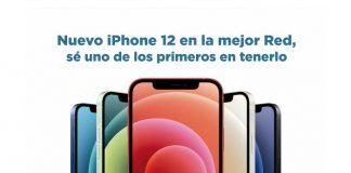 iPhone 12 preventa Telcel